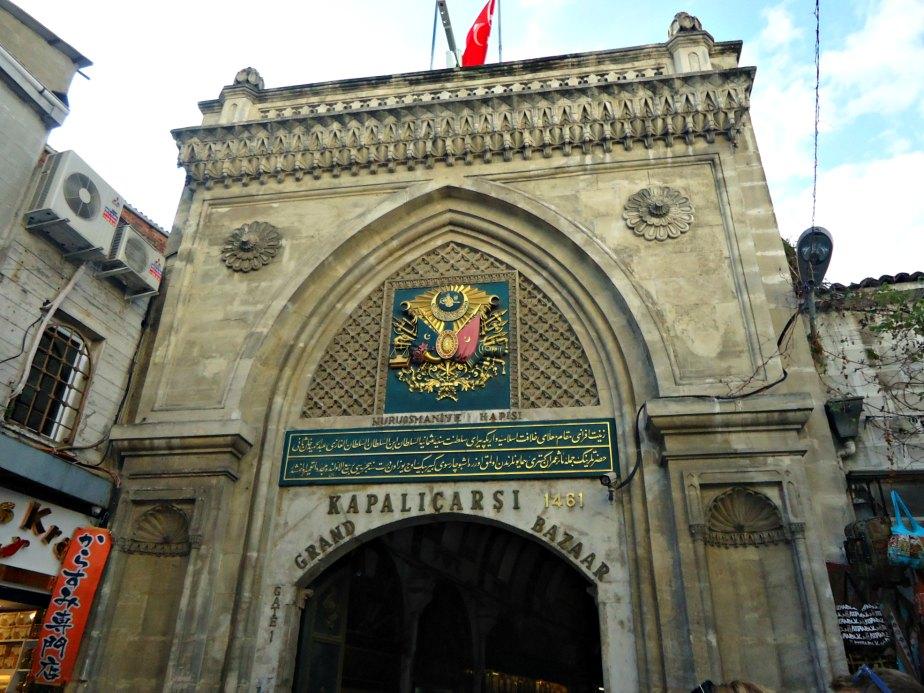 Grand Bazaar Gate1
