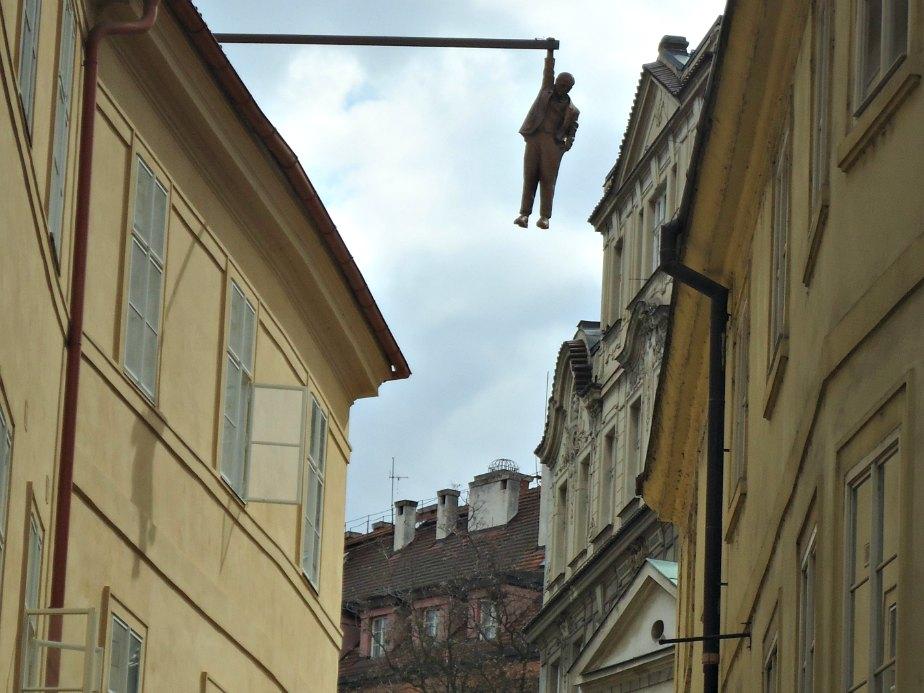 A Freudian Moment by David Cerny Prague