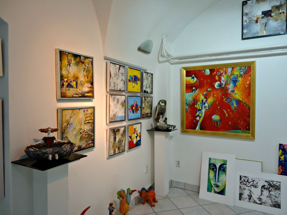 Inter Art Gallery Prague