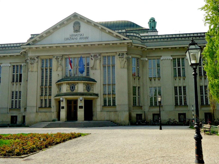 Croatian State Archive Building