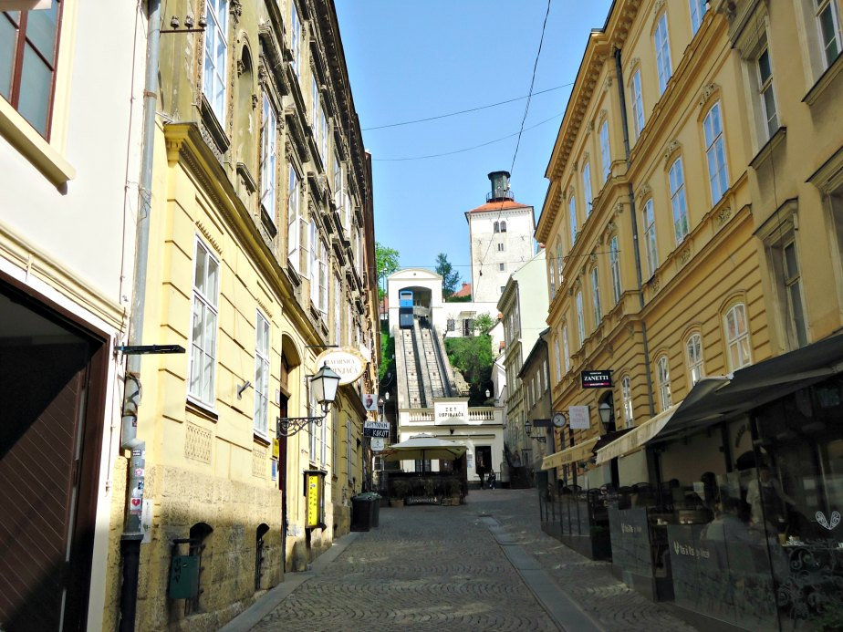 The Shortest Funicular in the World