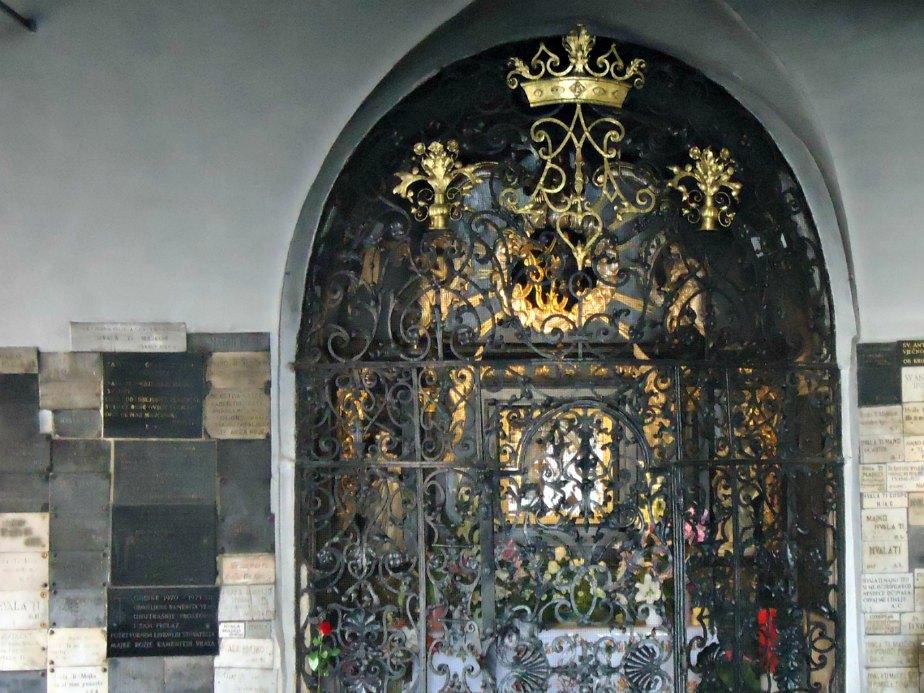 Church Inside the Stone Gate