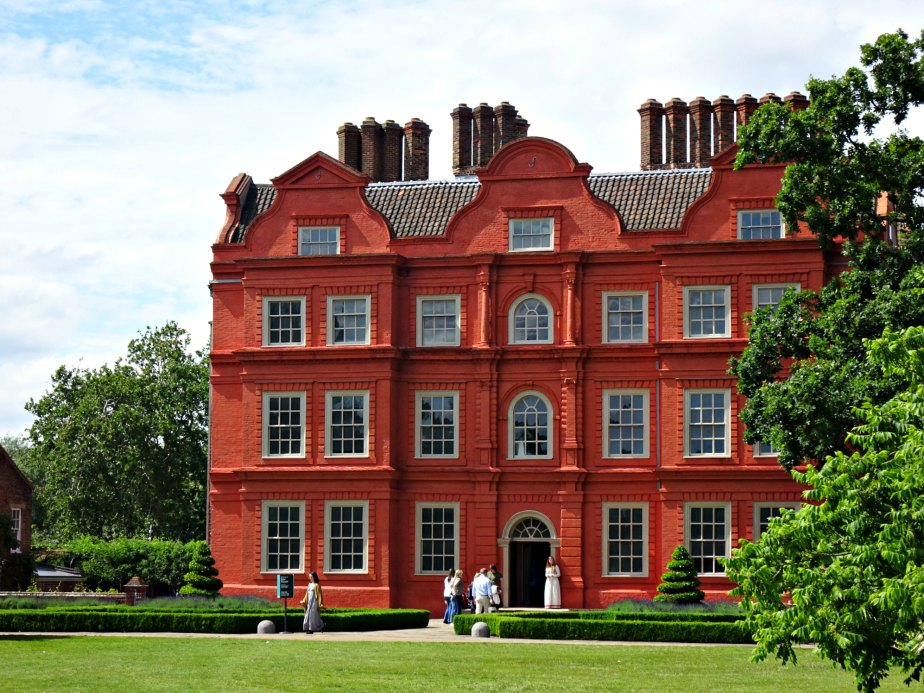 The Dutch Looking Facade of Kew Palace