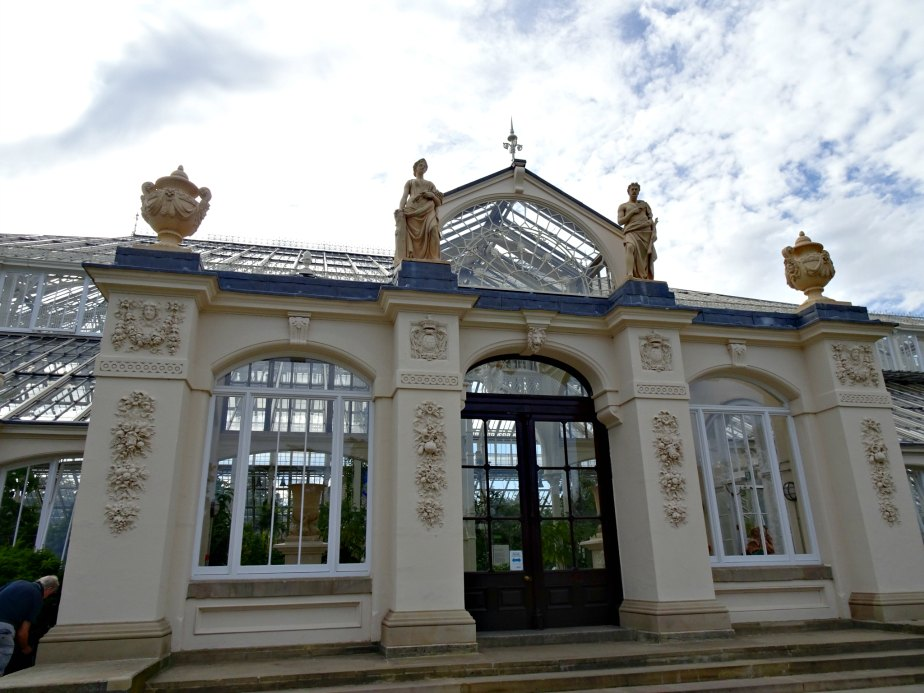 Main Entrance to the Temperate House, Kew Gardens