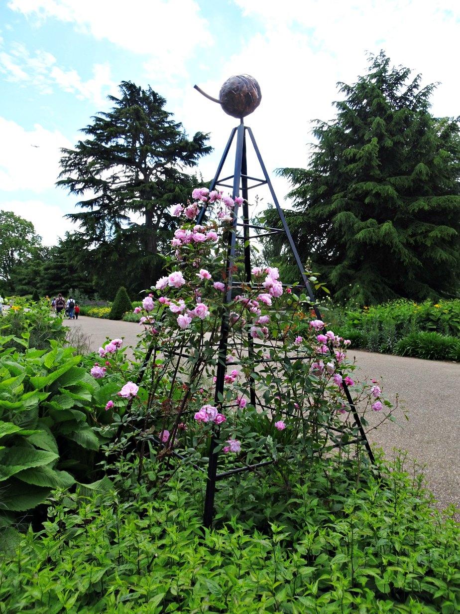Rose Trellis, Kew Gardens