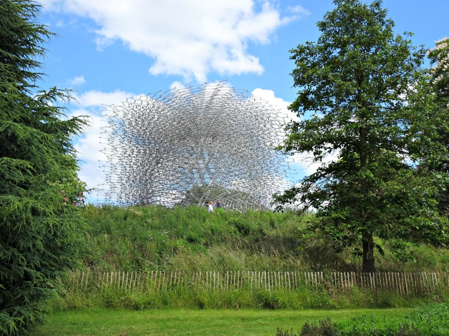 Bee Hive by Wolfgang Buttress, Kew Gardens