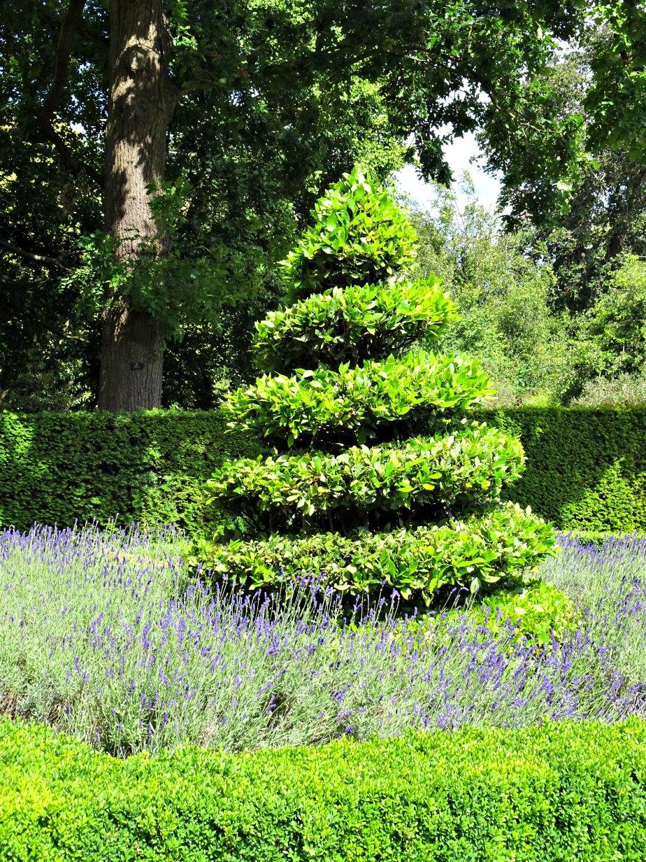 Outside Kew Palace, Kew Gardens