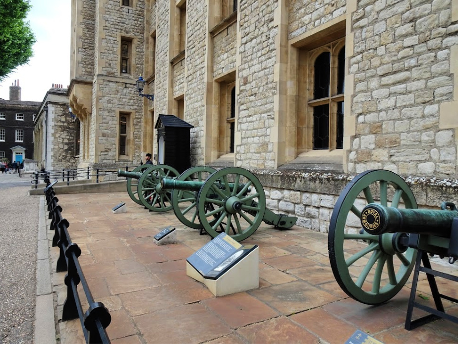 Tower Cannons