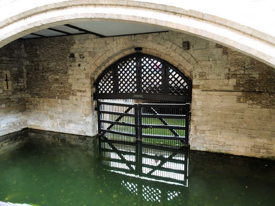 The Infamous Traitors Gate