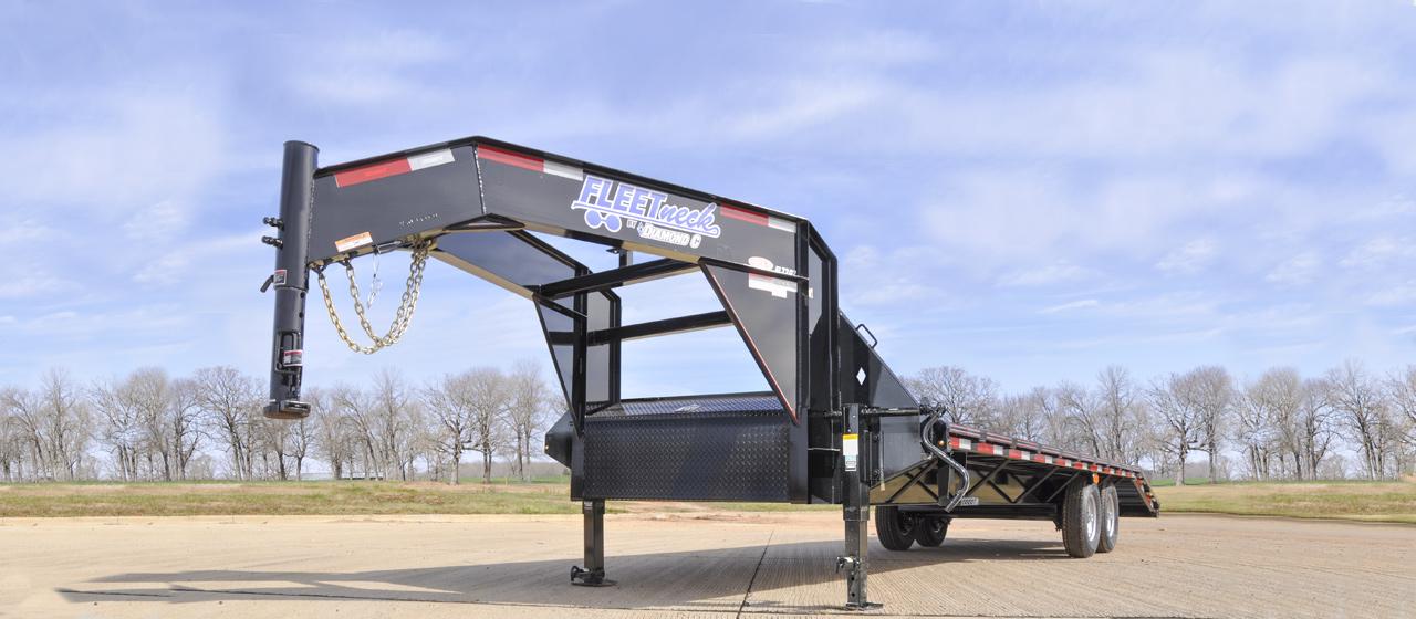 Single Wheel Tandem Axle - GVWR 14,000 lbs