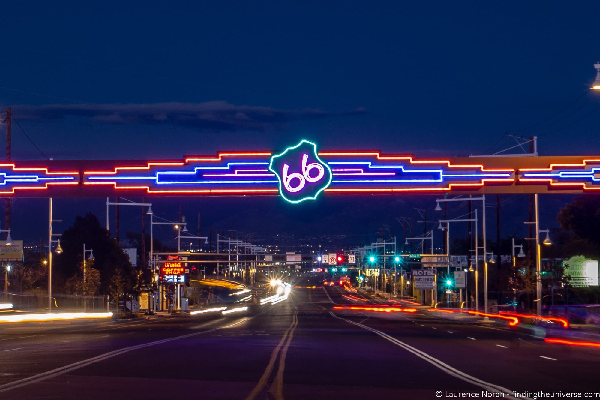 Route-66-Sign_by_Laurence-Norah