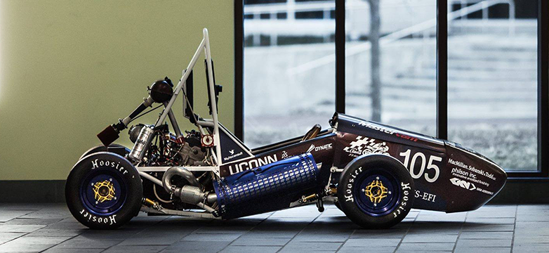 Uconn Formula SAE Team Car Design