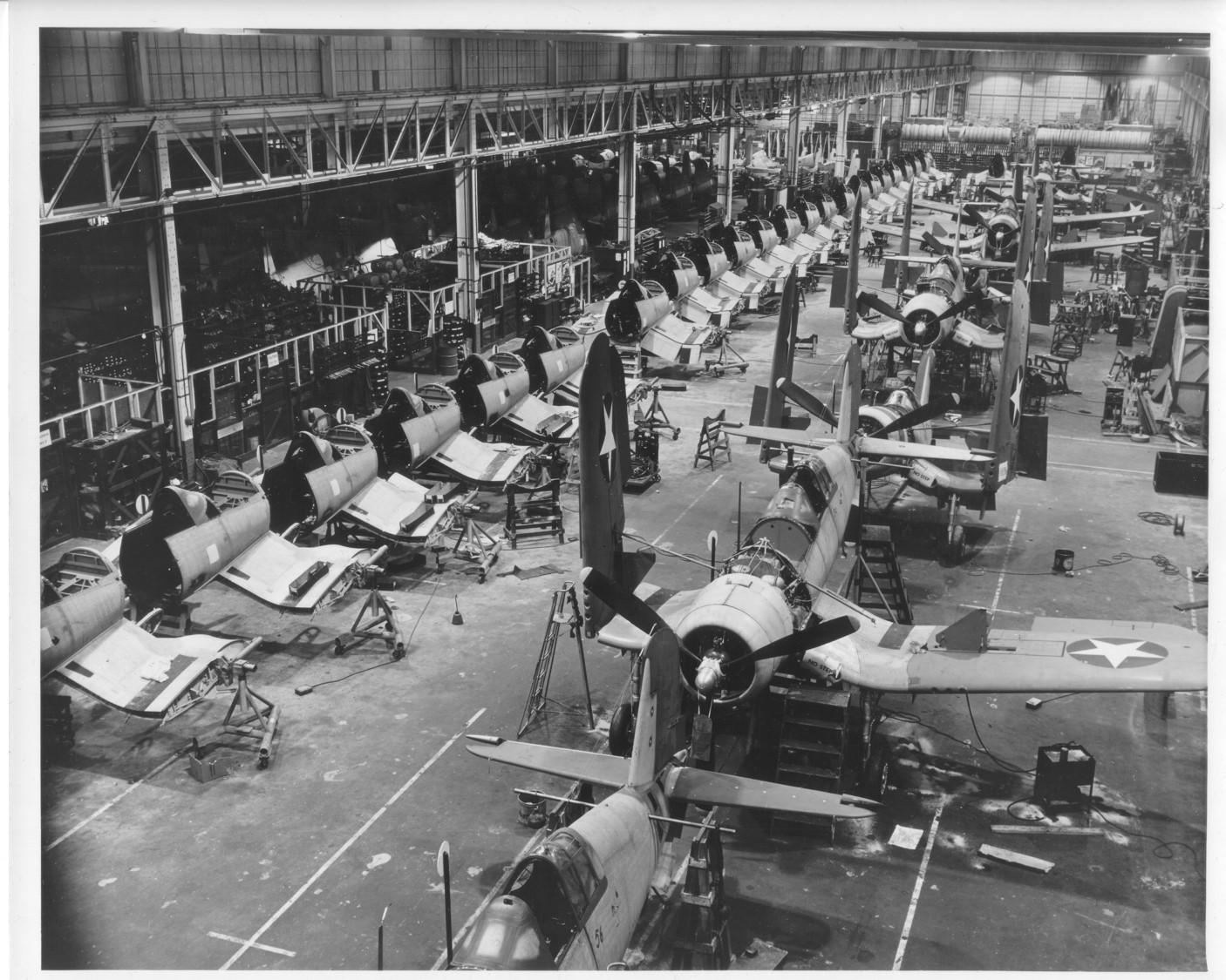 Bolton Works Connecitut Corsair F4U Spar (2)