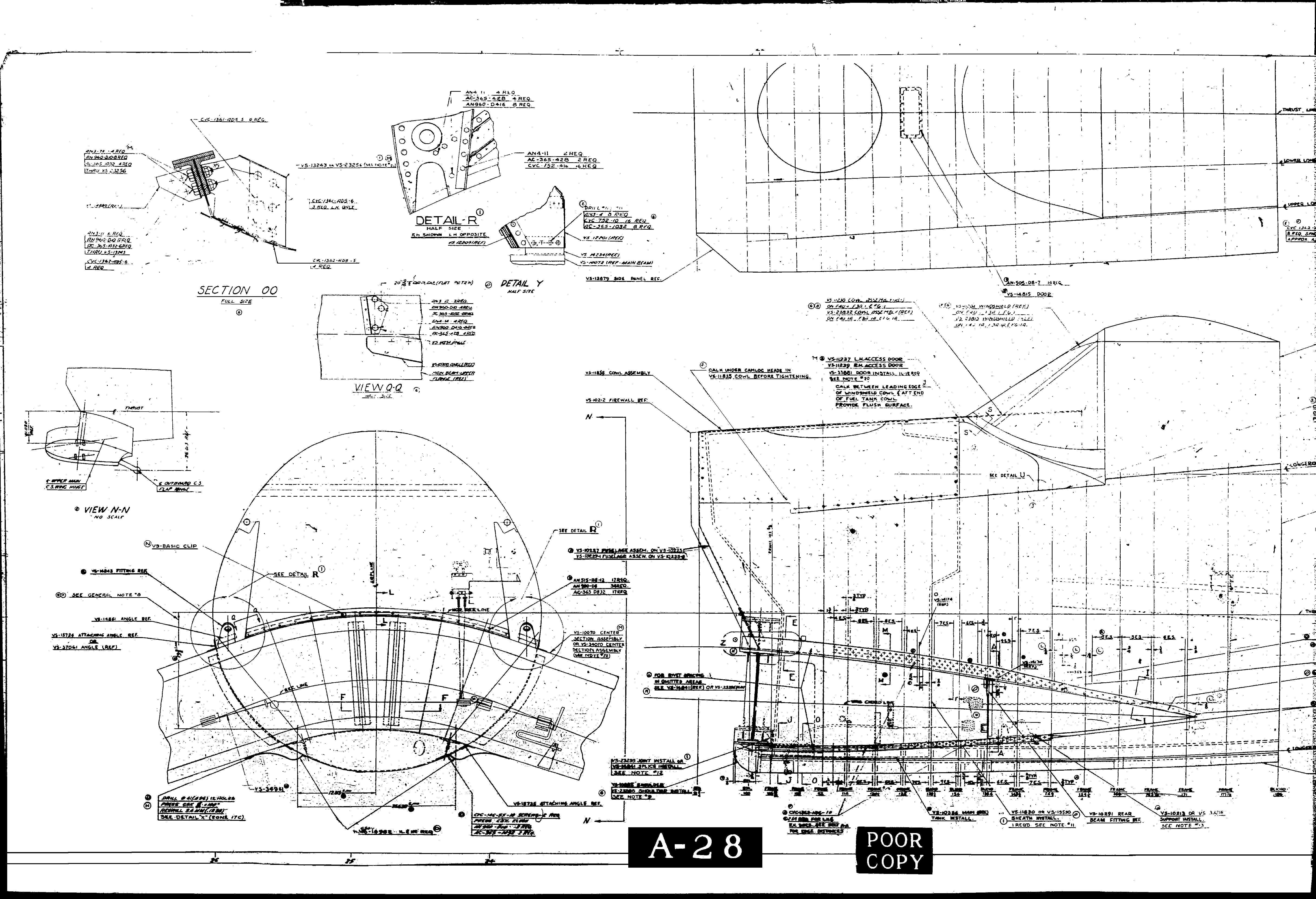 Bolton Works Connecticut Corsair F4U Wing Bracket (5)