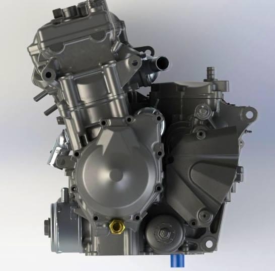 2008 Yamaha R6