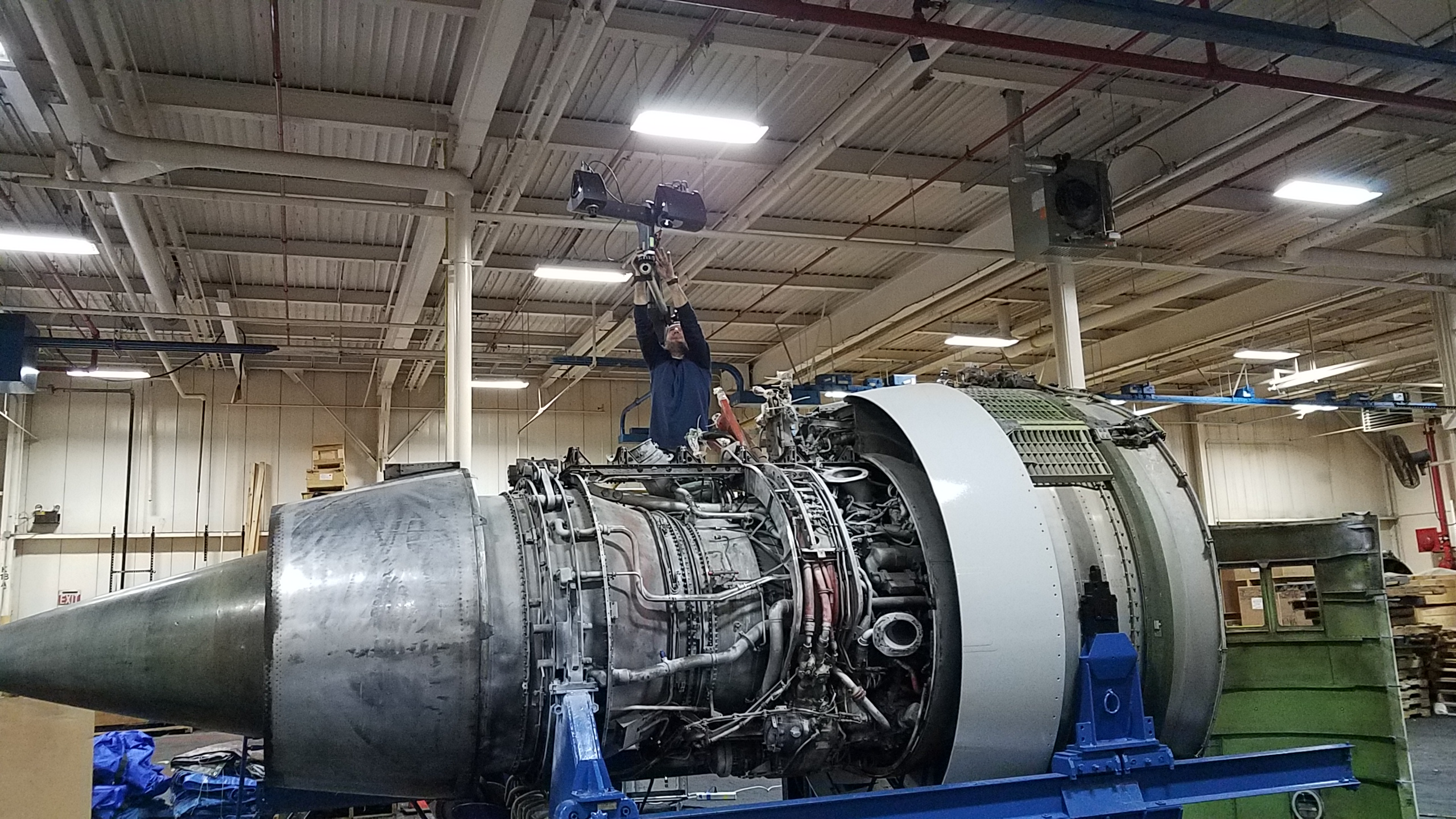 Pratt & Whitney JT9D