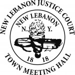 1928355 - New Lebanon Town Court