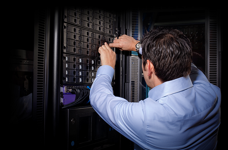 IT Infrastructure Security Risk Management Services – Brower IT Solutions