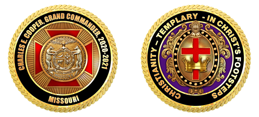 2020 Grand Commanders Coin