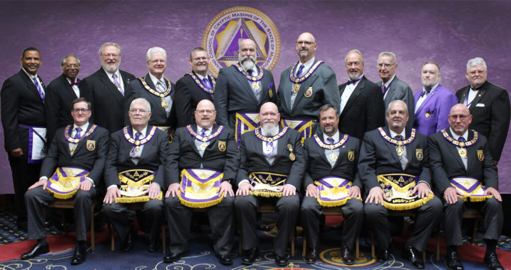 2021 Grand Council Officers