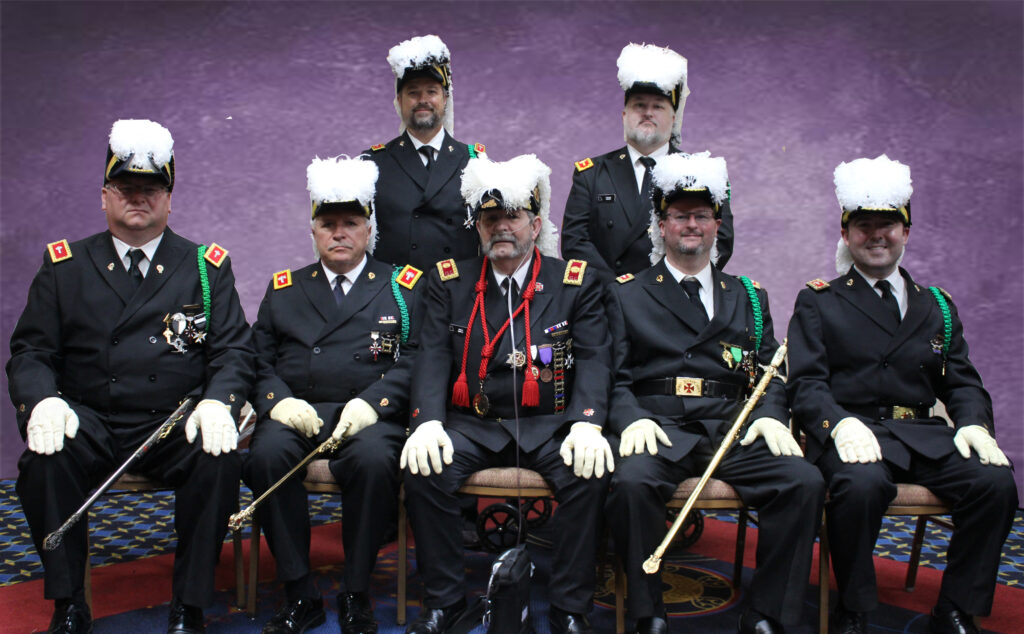 2021 Regional Grand Commanders