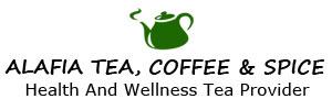 Alafia Tea Coffee Spice Logo