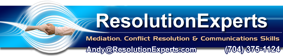 Andy Silver's Resolution Experts