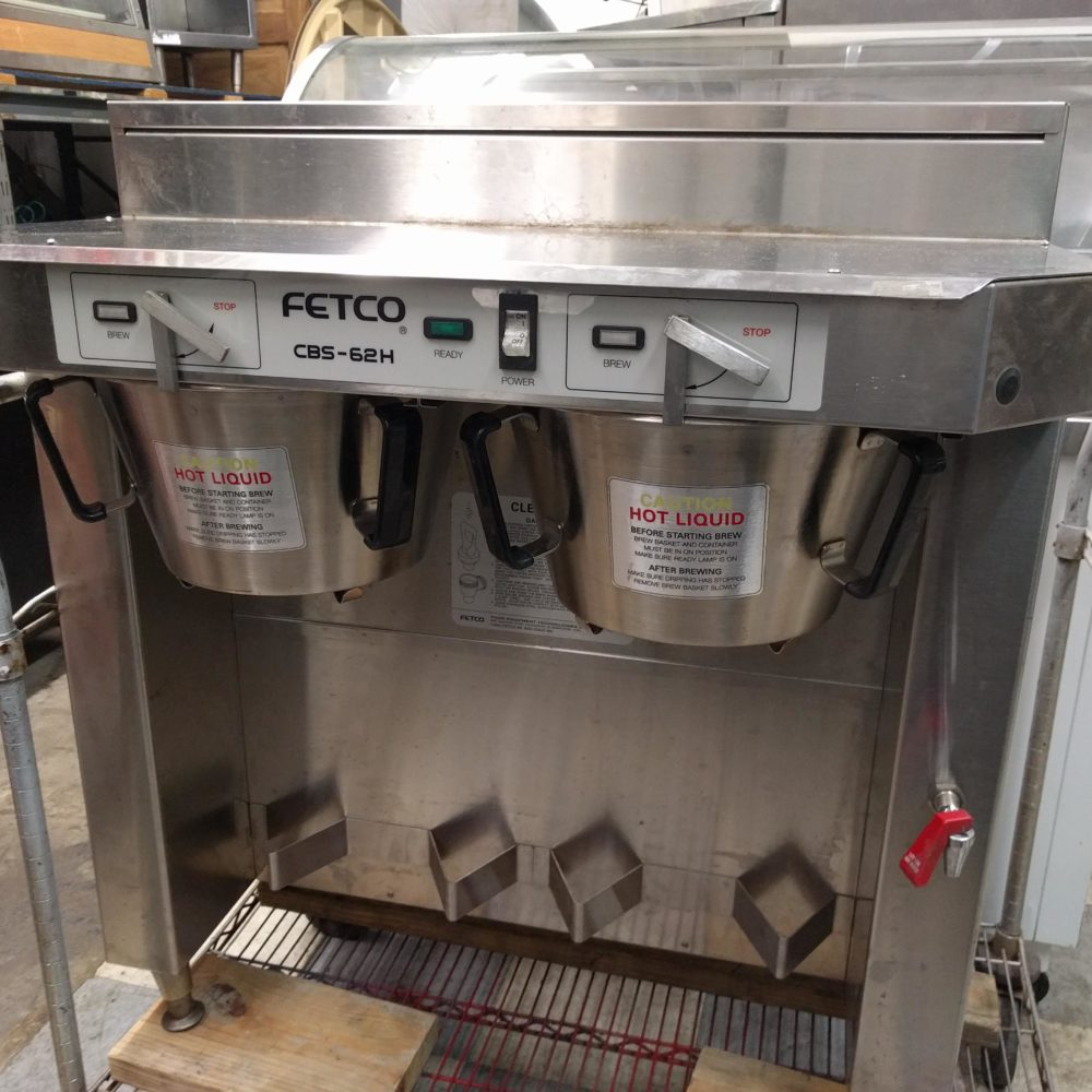 USED Fetco CBS-62H Coffee Brewer