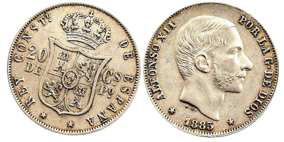 Philippine Resealed Coin