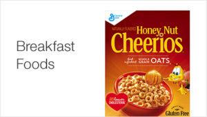 Breakfast Foods Applesauce and Fruit Cups