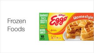 Frozen Appetizers & Snacks Bread & Dough Breakfast Foods Desserts & Toppings Fruit Ice Cream & Novelties Juice Meals & Entrees
