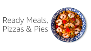 Grocery and Gourmet Food pizzas and pies