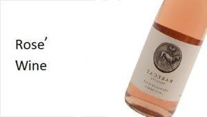 Rose Wine to enjoy life