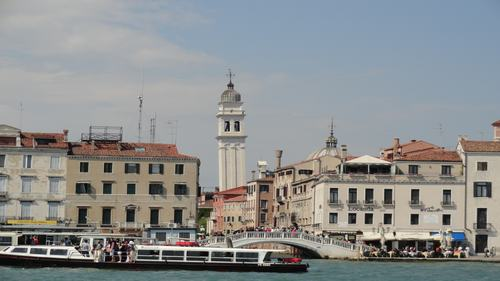 Main Channel discovering Venice in two days
