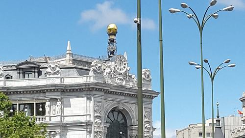 Cibeles Fountain & Building Three days madrid