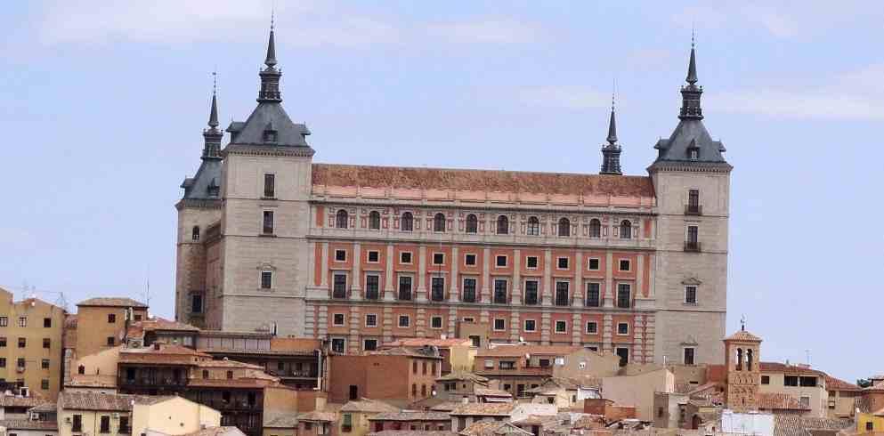 Alcazar de Toledo - one day in Madrid
