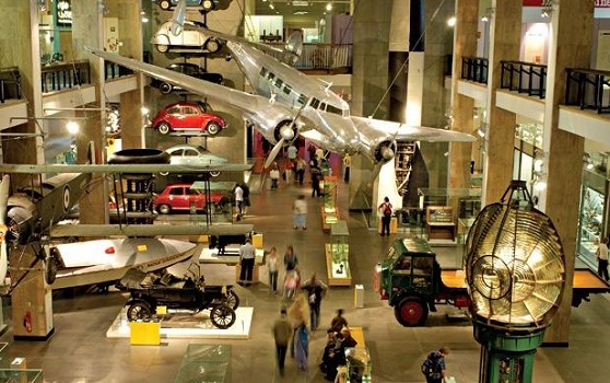 Science Museum London -five Museums in 2018