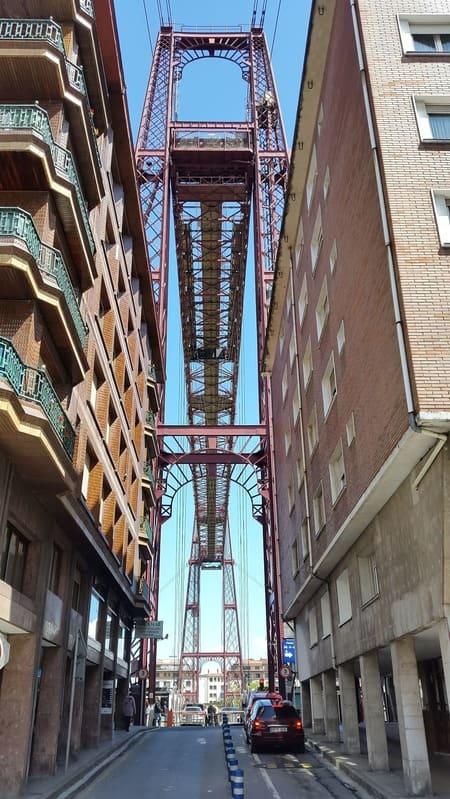 #Portugalete & The Hanging Bridge -Museum Guggenheim #Bilbao #Spain #travel #LOve #Photo #photoftheday