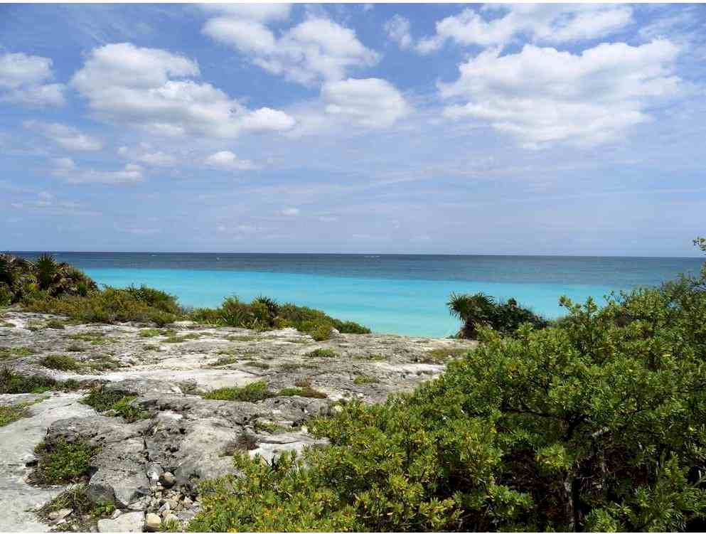 Tulum Beach all inclusive resorts: A romantic place for a wedding.