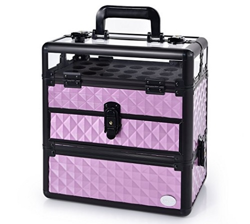 makeup box -Useful Travel Accessories for Women in 2019