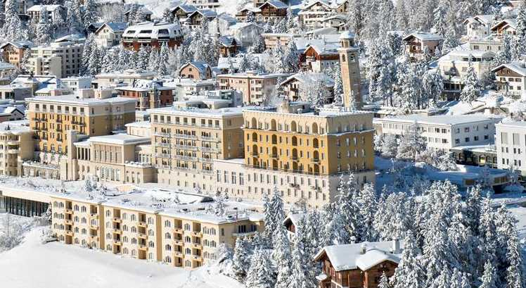 Kulm Hotel -Saint Moritz – Switzerland: Meadows, Snow and Mountains Saint Moritz (Sank Moritz) , located in the south-east of Switzerland, in the region known as Upper Engadine ,. The site is known worldwide for the celebration here of two winter games: 1928 and 1948.