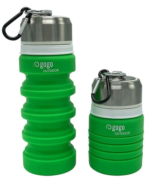 How to do Hiking Safely? -Collapsible Bottles -What kind of Food and Hydration should I take on a Hiking? It is not just a matter of being well fed and hydrated.