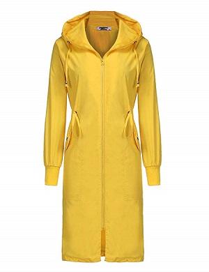very Useful Travel Accessories for Women 2019- Waterproof Long -Raincoat Hood