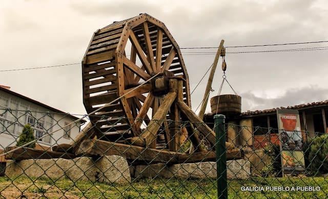 Ancient Roman Crane