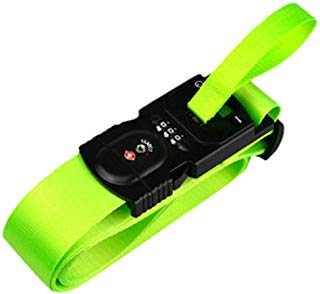 Luggage Strap With Password Electronic Scale
