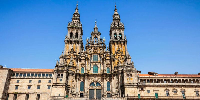 Compostela Cathedral - Religious Tourism in the Middle Ages