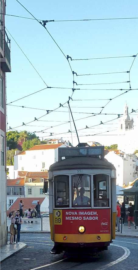 Lisbon Tram Car - Lisbon Tram tour - Enjoying Lisbon in 2021