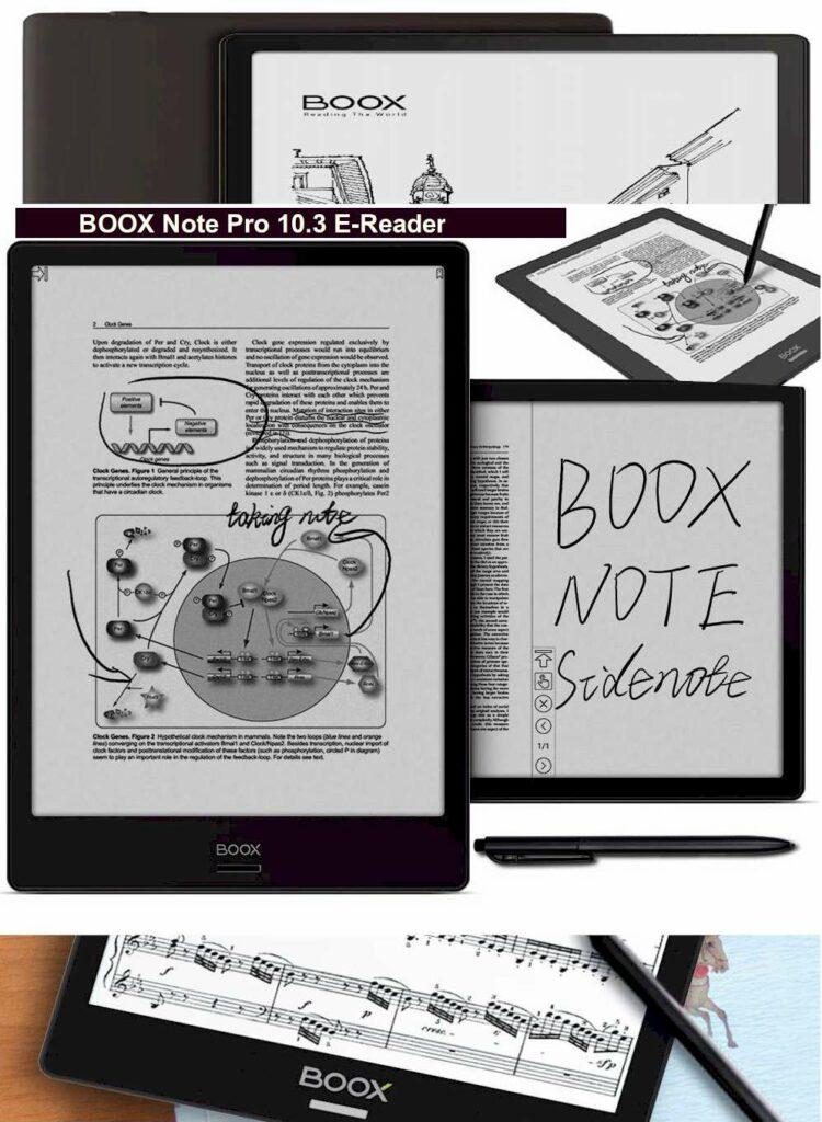 BOOX Note Pro 10.3 E-Reader 2020-2021