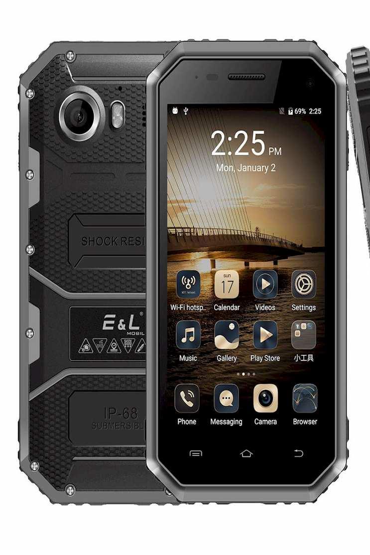 Smartphone IPX8