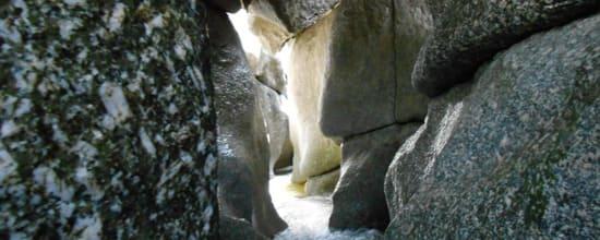 La Cumbrecita Cerro Wank - Cascada Escondida - Rio Subterraneo